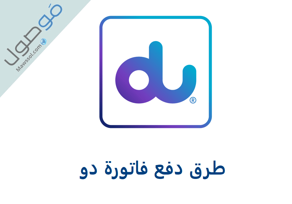 You are currently viewing طرق دفع فاتورة دو الامارات