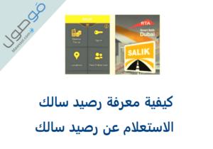 Read more about the article كيفية معرفة رصيد سالك الامارات : الاستعلام عن رصيد سالك